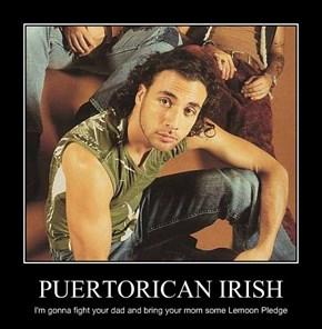 PUERTORICAN IRISH