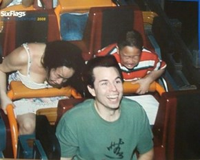 There Are Two Kinds of Roller Coaster Riders