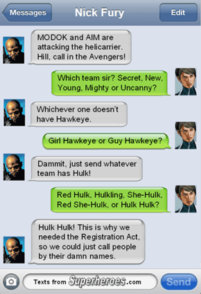 Too Many Hulks