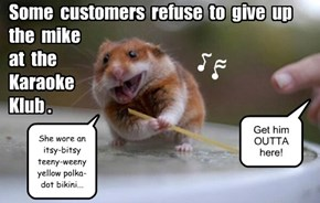 Thoughtless Karaoke users