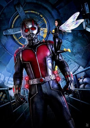 We Want Ant-Man and Wasp In Avengers 3