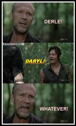 Daryl Avoids The Coral Curse