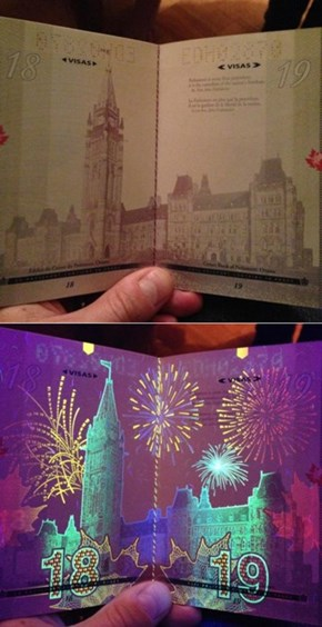 Canada Shows Us How to Do Passports Right