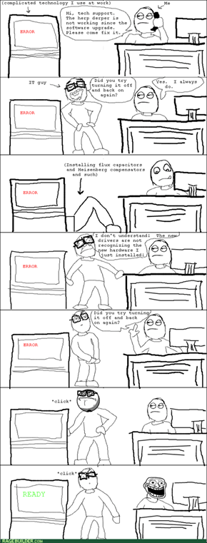 Information Trollology