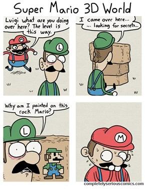 Secret Luigi for U