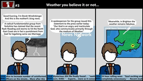 Weather You Believe It Or Not