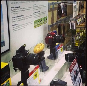 Can We Get a Price Check on the Potatocam?