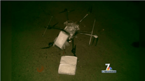If You're Going to Deliver Meth by Drone, Keep it Under Six Pounds