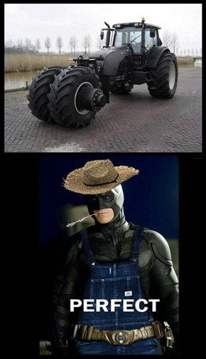 The Dark Farmer Rises