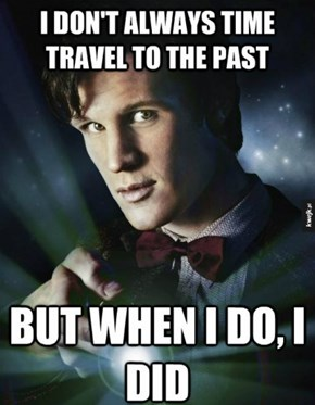 Grammar Gets Hard With Time Travel