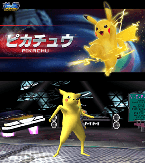 This Should've Been Pikachu in Pokken Tournament