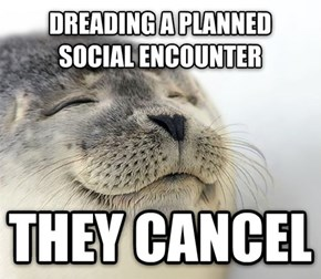 Those With Social Anxiety Know This Good Feeling