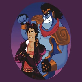 Aladdin's Bizzare Adventure