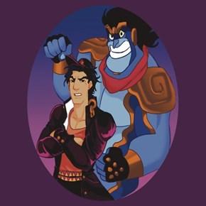 Aladdin's Bizzare Adventure