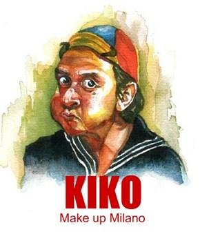 Kiko cosmetics...