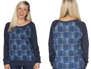 Tardis Sweater