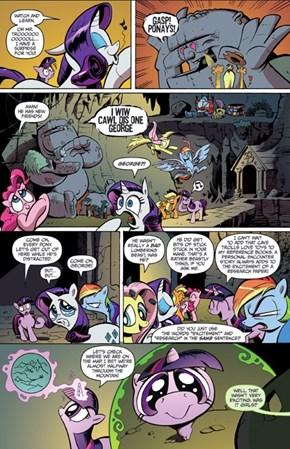 Trolls Are Ponies
