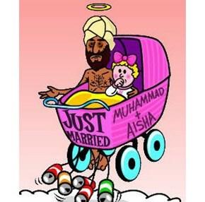 Mo Pedo, marries nine year old Aisha...