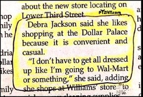 My Sympathies Go To The Employees Of Dollar Palace