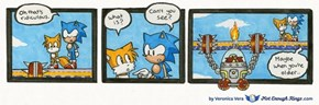 Sonic's Dirty Mind