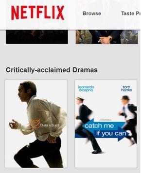 Netflix Needs Some Sensitivity Training