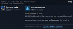 Yet Another Great Steam Review