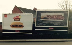 McDonald's is Bringing Back the McRib in the UK, but Also Gross Anti-Smoking Ads. That Should End Well.