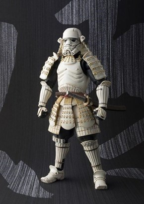 Samurai Stormtrooper Is The Best Collectible Figure