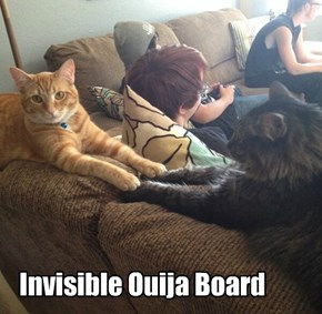 Invisible Ouija Board