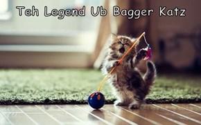 Teh Legend Ub Bagger Katz