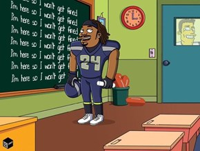 The Simpsons Just Made This So They Wouldn't Get Fined