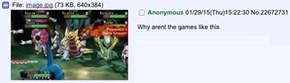 If Pokémon Games Were Difficult Again