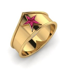 The Perfect Ring For Your Wonder Woman