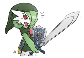 The Legend of Gardevoir