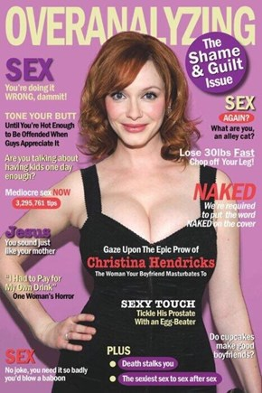 These Women's Magazines Are Getting Out of Hand