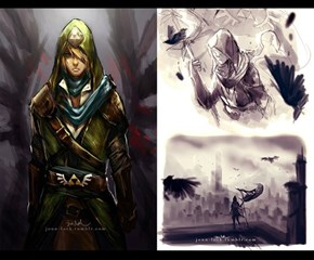 Assassin's Creed Style Link