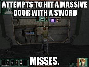 KOTOR Problems
