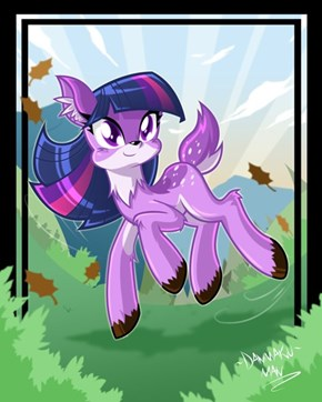 Deer Princess Twilight...