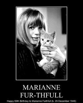 MARIANNE FUR-THFULL