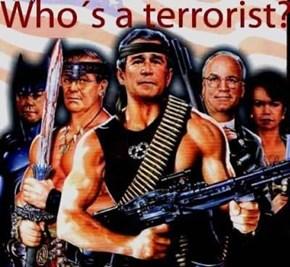 Who's A Terrorist?