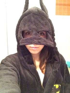 A Warm Robe For Those Dark Nights