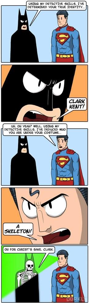 Superior Detective Skills