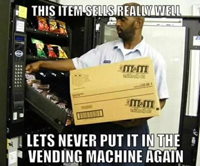 Vending Machine Guy Logic