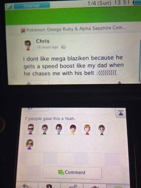 Miiverse Gets Unexpectedly Dark Sometimes