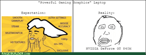 """Powerful Gaming Graphics"""