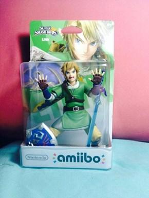 The Legend of Zelda: Claustrophobic Link Edition