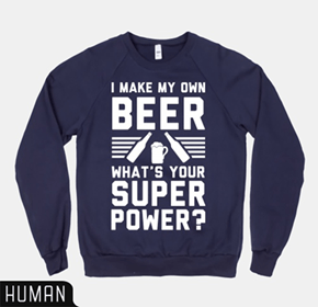 Brewing Is the Best Super Power