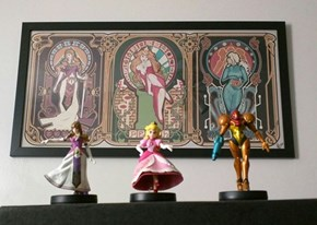 Nintendo Ladies