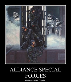 ALLIANCE SPECIAL FORCES