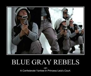 BLUE GRAY REBELS
